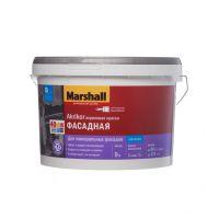 Маршал структурная фасадная краска 10л
