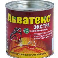 АКВАТЕКС - ЭКСТРА  КАШТАН 10 Л (4)