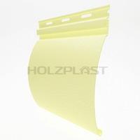 Holzblock панель Светло-желтый 150х2, длина 3,66 м
