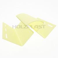 Внутренний угол Holzblock Светло-жёлтый