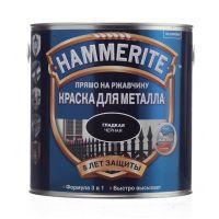 ХАММЕРАЙТ  черная  гладкая  0,75 л