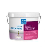 Краска в/д 3 кг для потолков Евролюкс