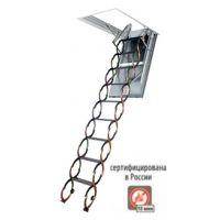Лестница металлическая огнестойкая 70*120*300 LSF