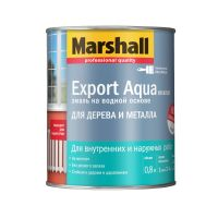 Эмаль   Маршал для радиаторов белая 0.8 л