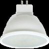 Лампа  светодиодная Ecola  MR 16 7.0W 220 Y 4200К матоворе стекло 48х50