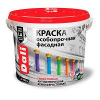 Краска ДАЛИ фасадная особопрочеая база С 2.5 л