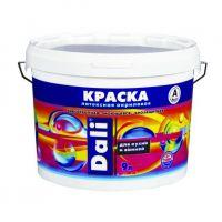 Краска  акриловая    DALI .5 л для  кухни и ванной база А