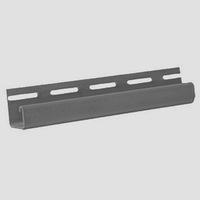 J-профиль к фасадной панели FineBer серый