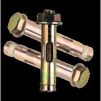 Анкерный болт c шестигранной головкой М16/20х140, ЕКТ АБМ, 20 шт.